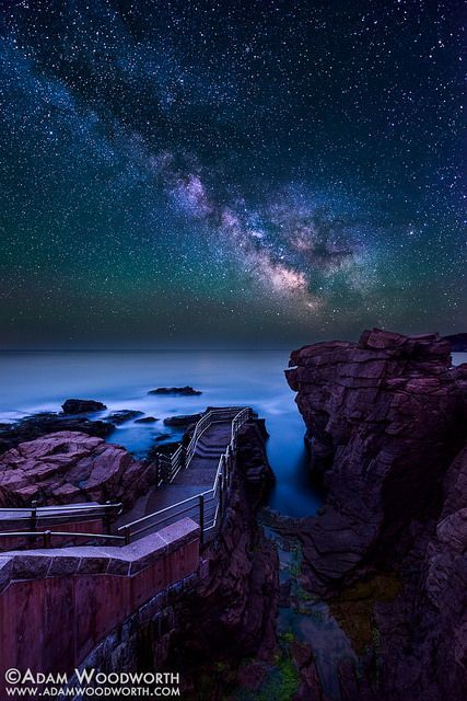 Thunder Hole Acadia National Park, Maine
