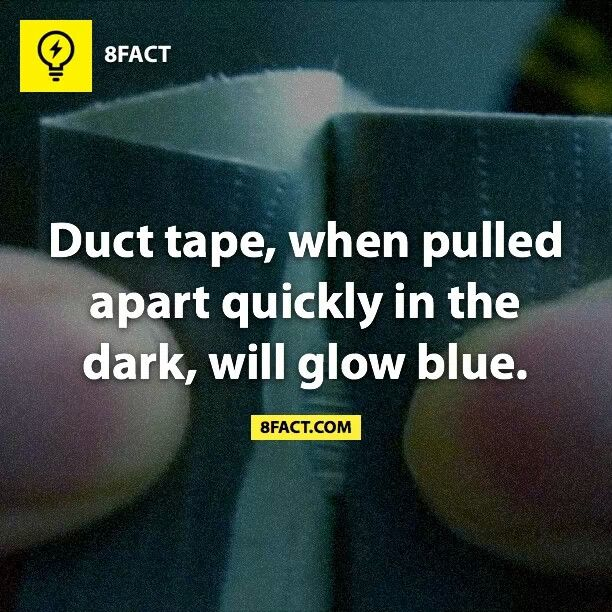 Duct tape #8Fact