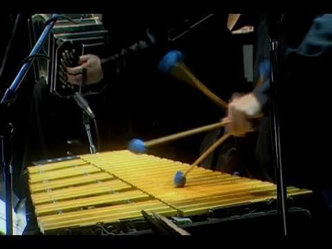 Gary Burton - Libertango ( Piazzolla Reunion Live )    Jazz and strings.
