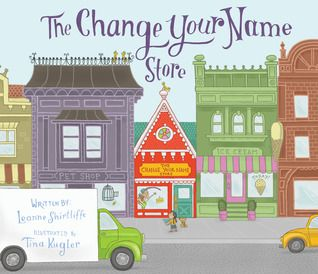 """The Change Your Name Store- 5-star review: """"This is exactly what my 2nd graders need to see. They've been stuck in a world of """"sames"""" and are not learning to respect and honor the differences around them!"""" #WeNeedDiverseBooks"""