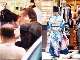 セレブ達の生活ニュース: ニコラス・ケイジの新恋人は日本人! 濃密デート