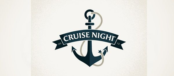 31 best anchor logos images on pinterest anchor anchor logo and 20 artistic anchor logo design examples thecheapjerseys Images