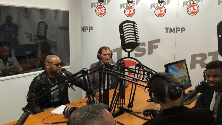 En direct sur RTSF 93