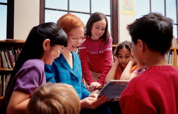Le fabuleux destin d'une enseignante ontarienne: Faire la lecture à ses élèves, même en 8e année  (Texte de Teach Thought)