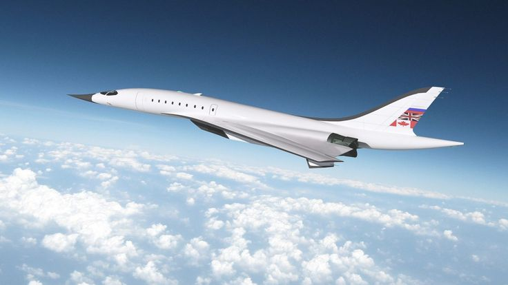 Is this $120 Million Supersonic Jet the Future of Commercial Flight?