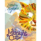 Midnight Cat by Maartens and illustrations by Elizabeth Pulles