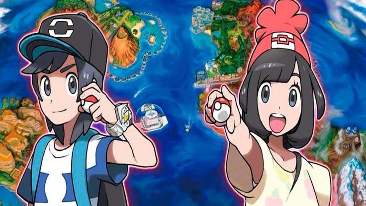 Pokemon Sun & Moon Capitulo 37