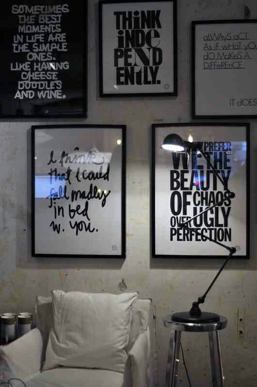 Framed quotes decor pinterest love quotes quote and for Decoration quotes