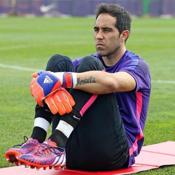 FC Barcelona | Claudio Bravo.