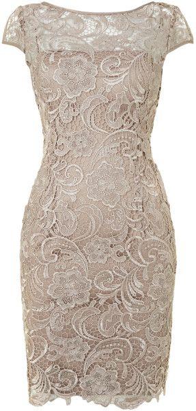 #Farbbberatung #Stilberatung #Farbenreich mit www.farben-reich.com Cap Sleeve Lace Dress