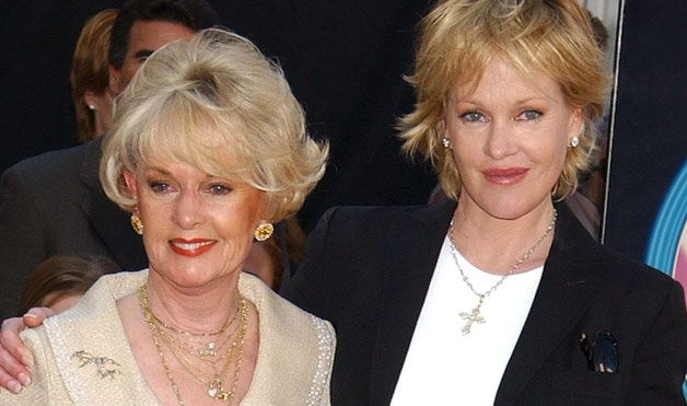 Famous Mothers and Daughters - Tippi Hedren and Melanie Griffith