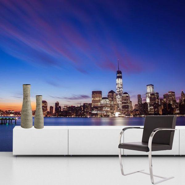 Horizonte New York, una de las más famosas vistas de la ciudad de Nueva York es una panorámica de Manhattan, también conocida como Horizonte de Manhattan (Manhattan's Skyline). La vemos en las postales, en las películas, en los recuerdos. A tan solo $69.000 metro cuadrado.