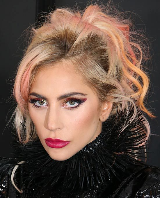 Maquillaje de Lady Gaga