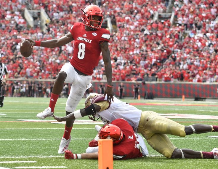 Recap: No. 2 Florida At No. 10 Louisville—Heisman Now Lamar Jackson's To Lose