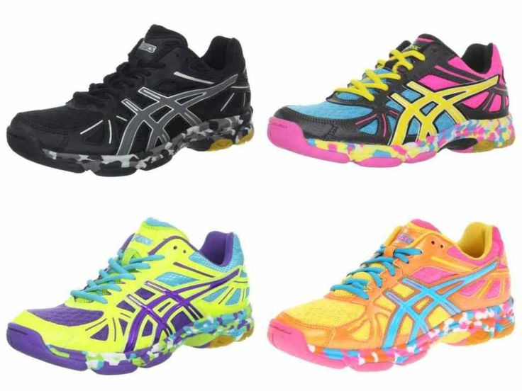 #ASICS Women's GEL-Flashpoint Volleyball Shoe