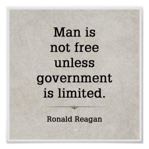 Ronald Reagan #4 Poster