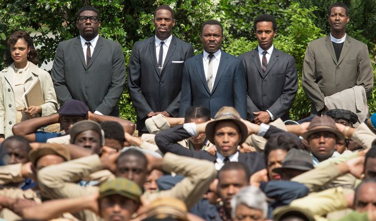 """""""Selma"""" (2014) (Director: Ava DuVernay) My Rating: 5 out of 5 stars"""