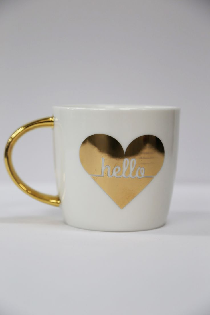 Hello Heart Mug - The Rage - 1