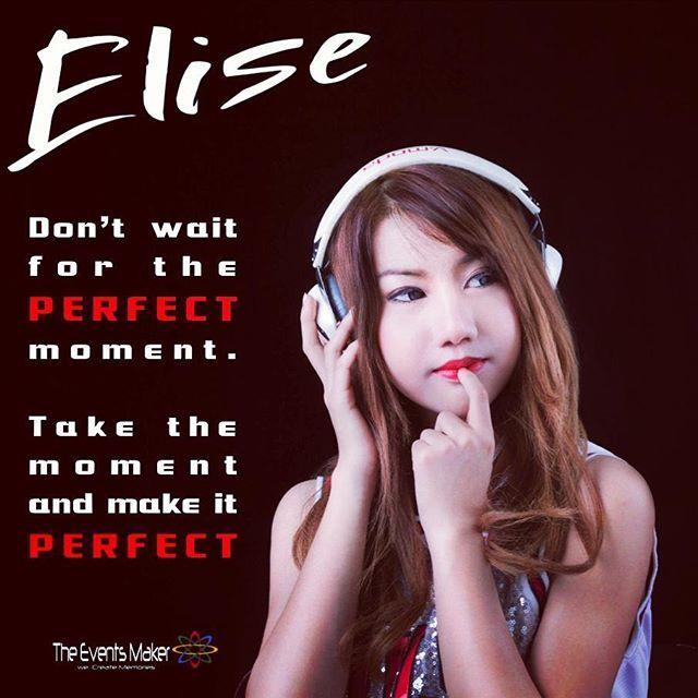 #Seize the day ✌ ~~ Its the  #pretty and #talented #FDJ  Elise (@dj_elise_) from #Thailand  #djelise #thailanddj #dj #deejay #djset #music #lovemusic #djlife #edmfamily #edmlife #rave #beautiful #beats #vibes #edm #clubbing #pioneerdj #cdj #quote #musicfestival #sexy #motivation #positive