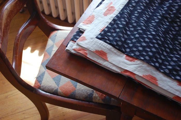 pattern chairs