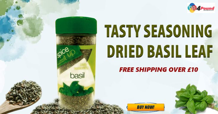 Buy Grocery Product Tasty Seasoning Dried Basil Leaf Only at affordable Price