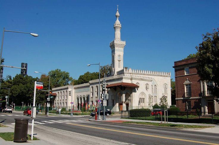 Mosquée de Washington, Amérique