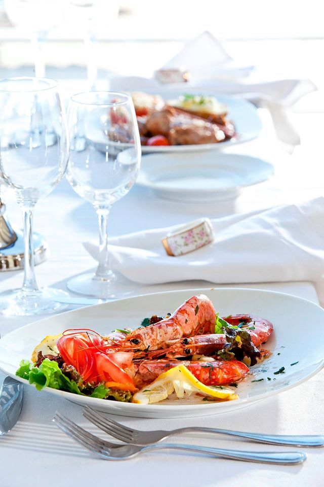 We are more than excited to welcome you to our new à la carte #restaurant for a gastronomic journey in the international and Mediterranean #cuisine with a #Cretan twist! #CretaBeach