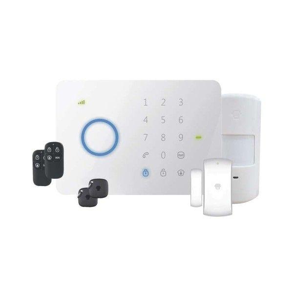 Wireless SISTEM DE ALARMA WIRELESS GSM H8101 EMOS.H8101