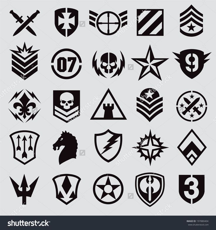 military badges - Google Search