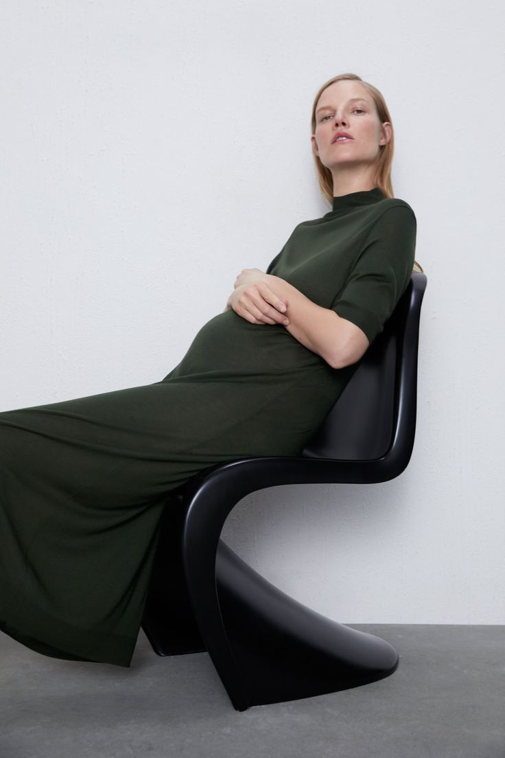 Strickkleid Zara