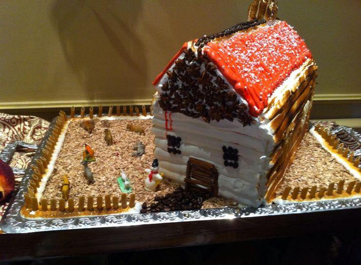 #Xmas House! #ThermaeSylla #Xmas14