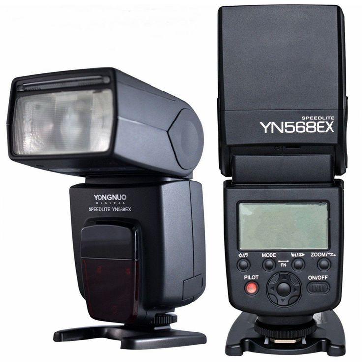 Yongnuo YN568EX TTL Master HSS 1/8000s Flash Speedlite for Nikon
