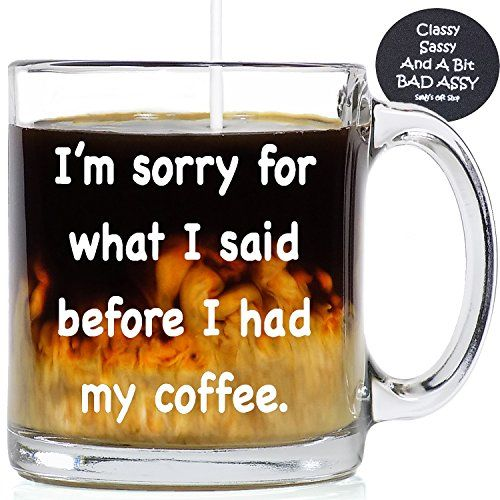 Funny Coffee Mugs I'm Sorry I'm Sorry Apology Gifts https://buzz.jifiti.com/gifts-for/im-sorry/ #Gifts #Gift #Sorry