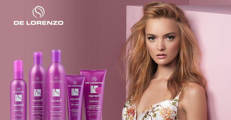 Win 1 of 2 De Lorenzo Summer Hair kits