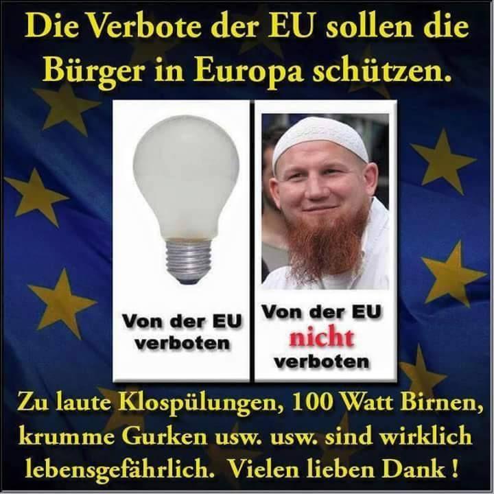 funpot: Die Verbote der EU.jpg  kein Witz--Wahrheit