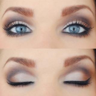 Eyes.... Softer lashes