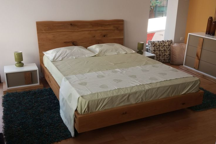 #bed solid wood