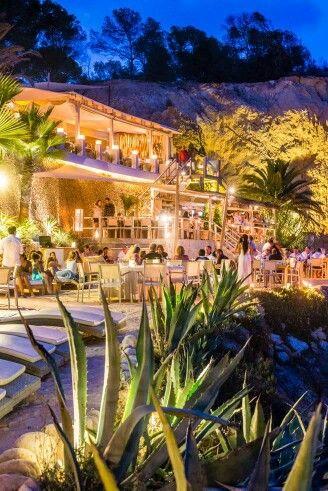 Amante Beach Club Ibiza - Visit Sept 2015