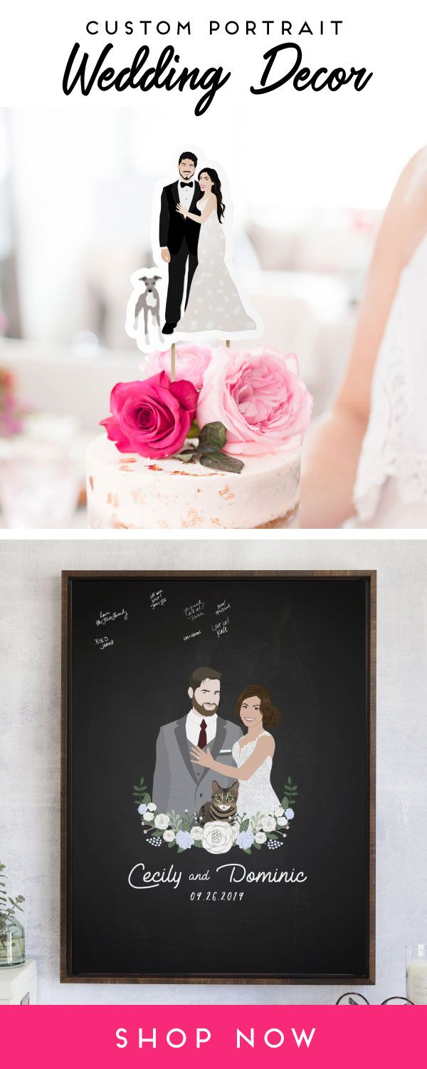 personalized touch to your wedding with