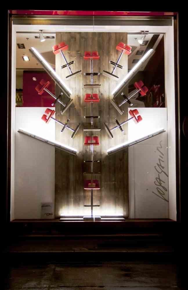 #Ferrari #FerrariStore #MilanDesignWeek2013 Iosa Ghini