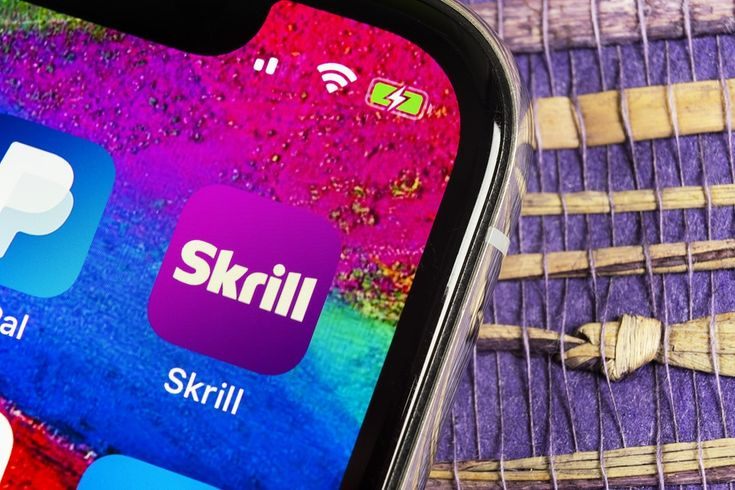 Bezahlen Mit Skrill