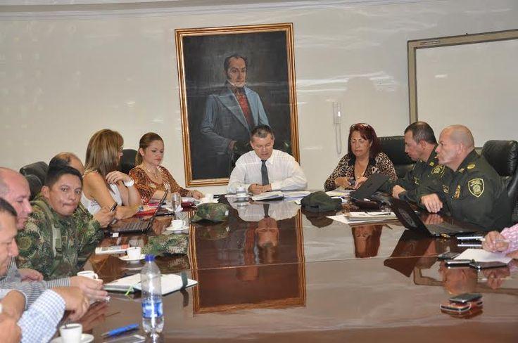 En Consejo de Seguridad se dialogó con defensores de Derechos Humanos