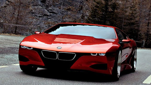 REPORT: BMW debuting sustainable sports car concept in Frankfurt
