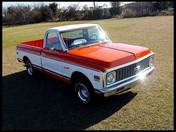 1971 Chevrolet C10 Pickup  at Mecum Auctions