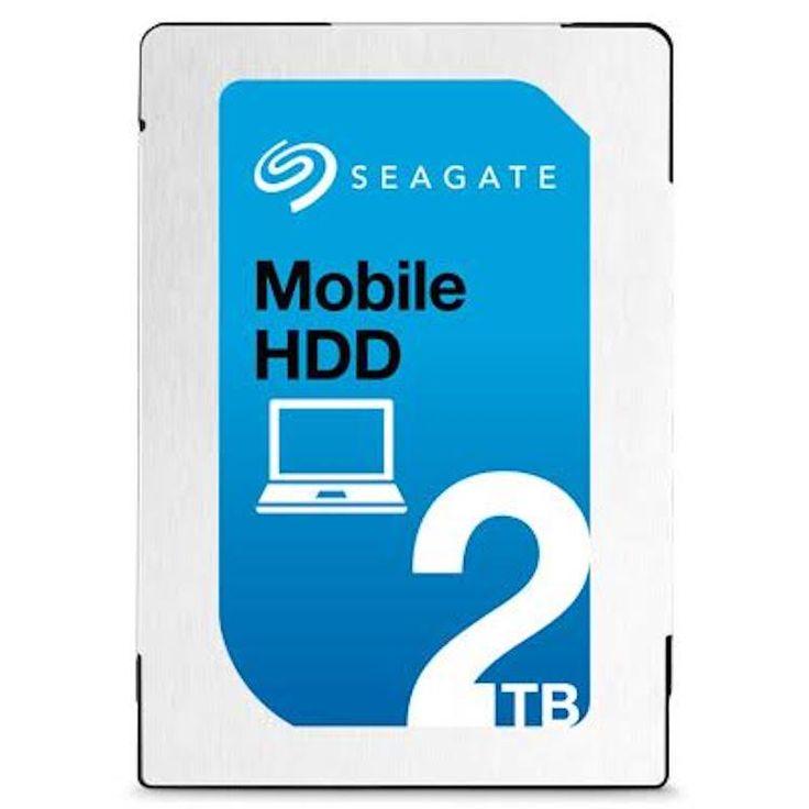 seagate Se lanza el nuevo disco duro de Seagate: Mobile HDD, liviano y con altas prestaciones