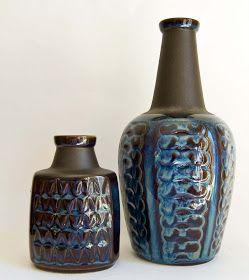 Retro Pottery Net: Soholm Stentoj - Bornholm - Denmark