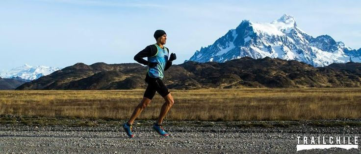 """2013 Patagonian International Marathon 63k (Chile). """"Running in quite possibly the most beautiful place I have ever visited!"""" Photo by: TrailChile"""