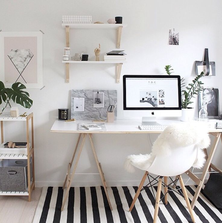Best 25 Imac Desk Ideas Only On Pinterest
