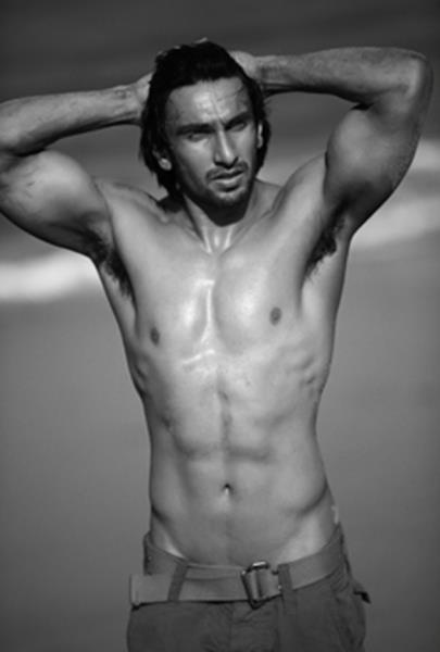 Ranveer Singh, the hottest newcomer in B-Town!