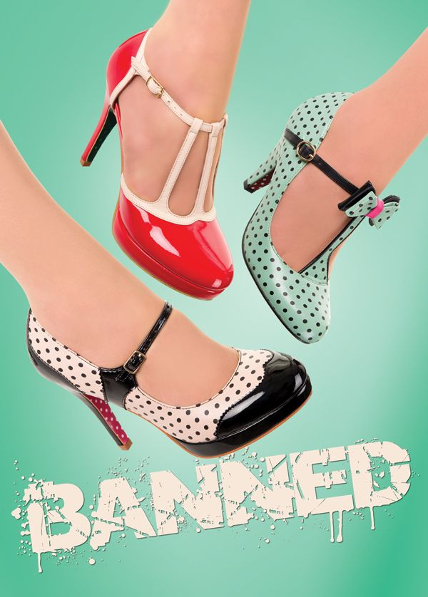 #BannedApparel #Shoes #collection now avaliable on our website!!
